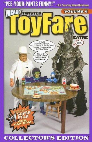 Wizard Twisted Toyfare Theatre Volume 6