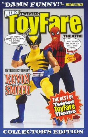 Twisted Toyfare Theatre, Volume 1 by Pat McCallum