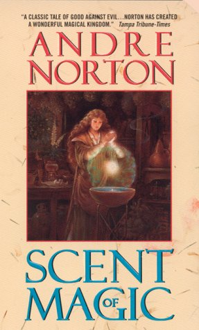 Scent of Magic (Five Senses, #3)