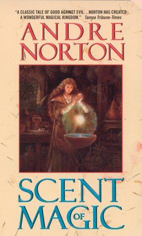 Scent of Magic (Five Senses, #3)