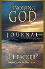 Knowing God Journal