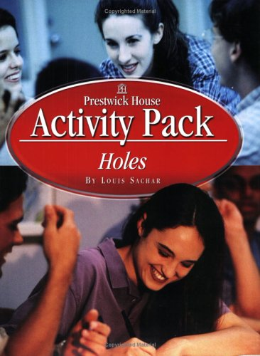 Holes Activity Pack