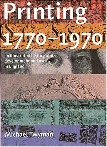 Printing: 1770-1970