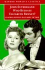 Who Betrays Elizabeth Bennet?: Further Puzzles in Classic Fiction