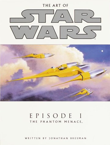 The Art of Star Wars: Episode I—The Phantom Menace