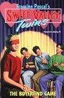The Boyfriend Game (Sweet Valley Twins, #113)