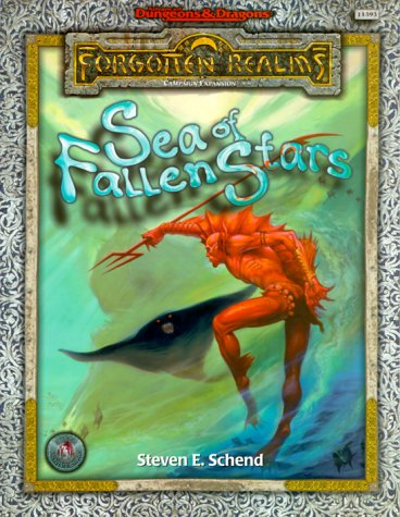 SEA OF FALLEN STARS (Advanced Dungeons & Dragons : Forgotten Realms  Campaign Expansion)