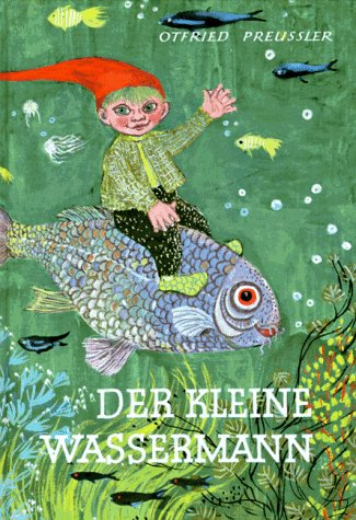 Der kleine Wassermann by Otfried Preußler
