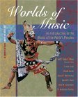 Worlds of Music: An Introduction to the Music of the World's Peoples, Shorter Version [With CDROM]