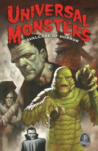 Universal Monsters: Cavalcade Of Horror
