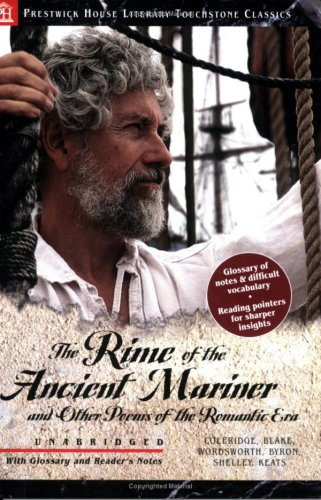 The Rime of the Ancient Mariner and Other Poems of the Romatic Era: Literary Touchstone Classic