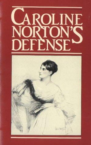 Caroline Norton's Defense: English Laws for Women in the 19th Century