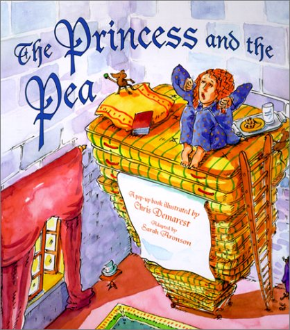 The Princess and the Pea: A Pop-up Book