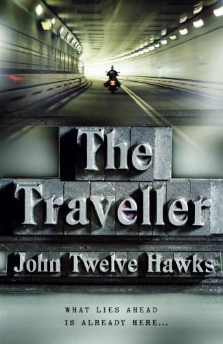 The Traveller (Fourth Realm, #1)