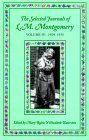 The Selected Journals Of L.M. Montgomery, Vol. 4: 1929-1935