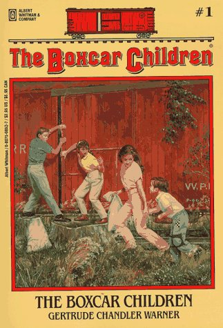 The Boxcar Children by Gertrude Chandler Warner