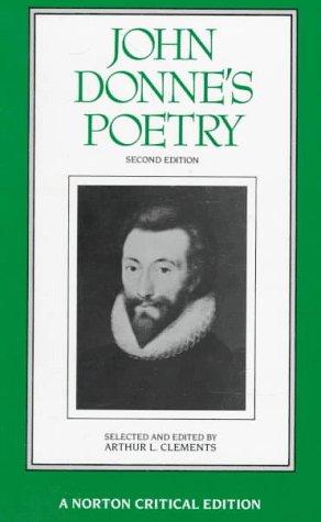 john donne s poetry by john donne
