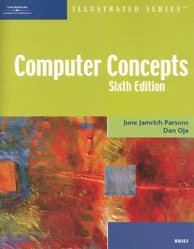 Computer concepts brief by june jamrich parsons 299647 fandeluxe Gallery