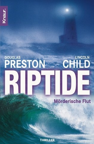 Riptide by Douglas Preston