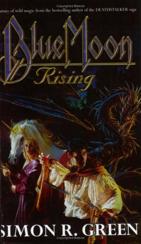 Blue Moon Rising(Forest Kingdom 1)