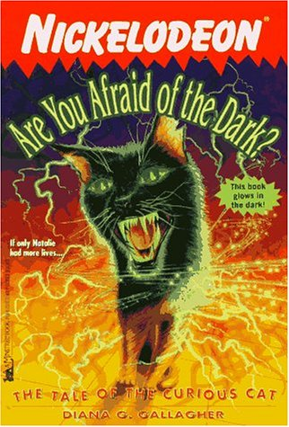 The Tale of the Curious Cat (Are You Afraid of the Dark?, #10)