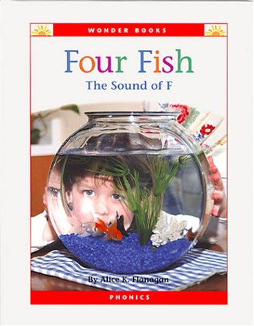 Four Fish: The Sound of F (Wonder Books)