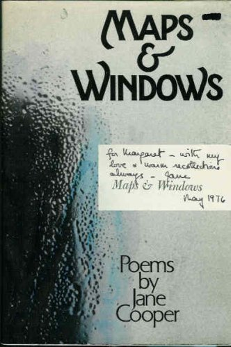 Maps & Windows: Poems