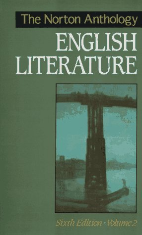 The Norton Anthology of English Literature Vol. 2