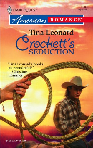 Crocketts Seduction(Cowboys by the Dozen 10)