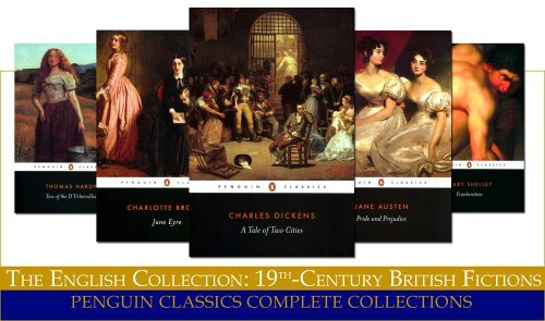 The English Collection: 19th Century British Fictions