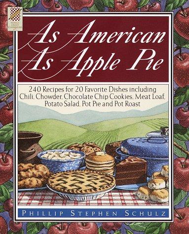 As American As Apple Pie (Wings Great Cookbooks)