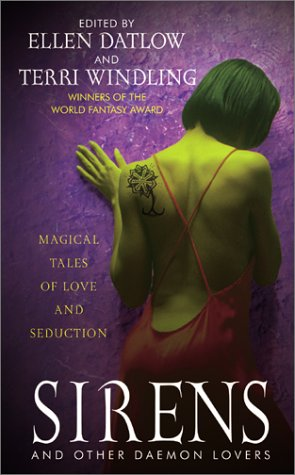 Image result for sirens and other daemon lovers book cover