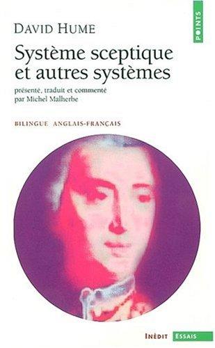 Système Sceptique Et Autres Systèmes