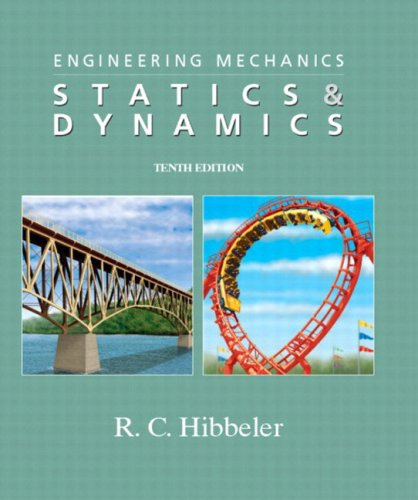 Vector Mechanics For Engineers Statics 10th Edition Ebook