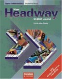 New Headway Upper Intermediate Level: Student's Book (M. Zweisprach. Vokabelliste)