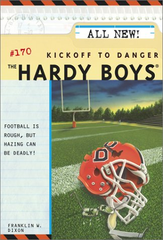 Kickoff to Danger (Hardy Boys, #170)
