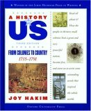 From Colonies to Country 1735-1791 (A History of US #3)