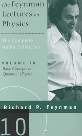 The Feynman Lectures on Physics Vol 10
