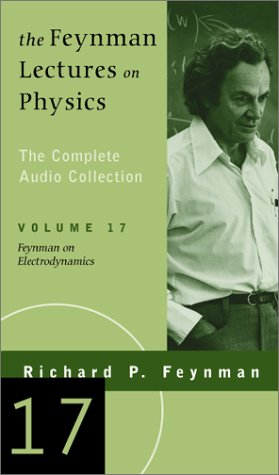 The Feynman Lectures on Physics Vol 17: On Electrodynamics