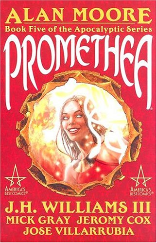 Promethea by Alan Moore