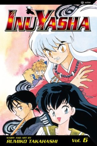 InuYasha by Rumiko Takahashi