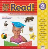 Your Baby Can Read! Book 2 Op0608: Early Language Development System