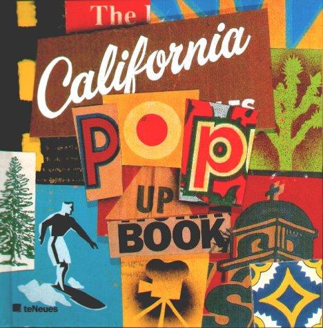 Kalifornien Pop-up- Buch
