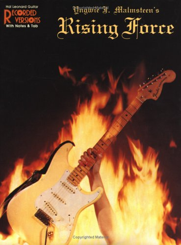 Yngwie Malmsteen - Rising Force: Guitar Recorded Versions