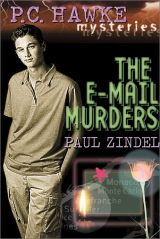 The E-Mail Murders by Paul Zindel