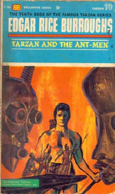 Tarzan and the Ant Men (Tarzan, #10)