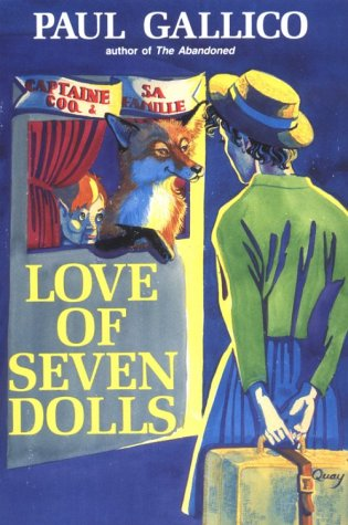 Love of Seven Dolls by Paul Gallico