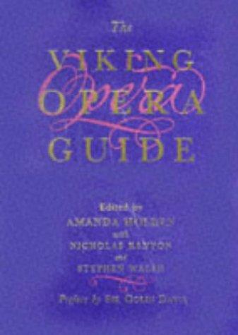 Opera Guide, The Viking