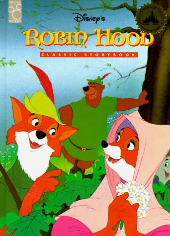 Robin Hood (Disney Classics Collection Storybook)