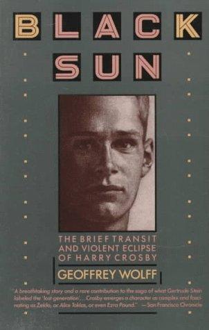 Black Sun by Geoffrey Wolff